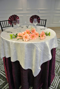 Sweetheart Cocktail Table